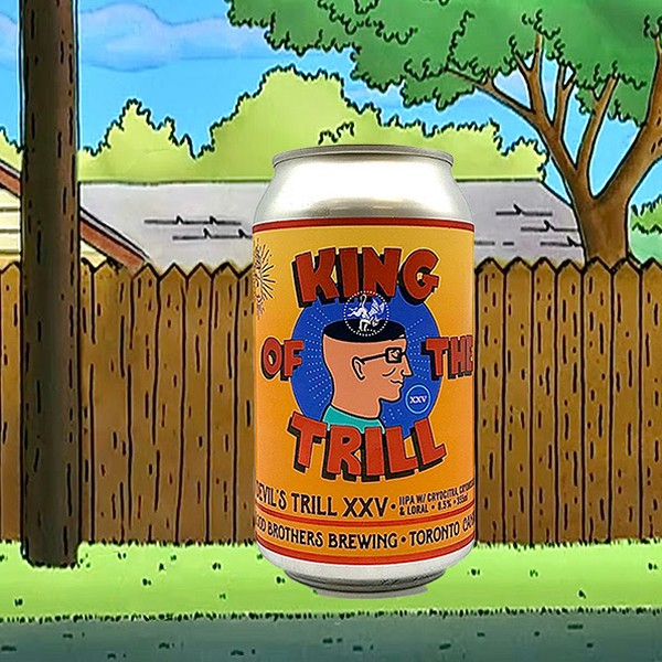 Blood Brothers Brewing Releases Devil's Trill XXV: King Of The Trill