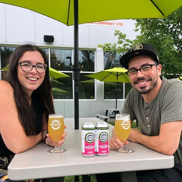 Broadhead Brewery and Jump 106.9 FM Release Resilience Berliner Wiess for Cornerstone Housing For Women