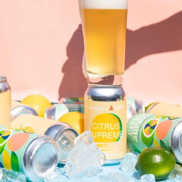 Burdock Brewery Releases Citrus Supreme Pale Ale
