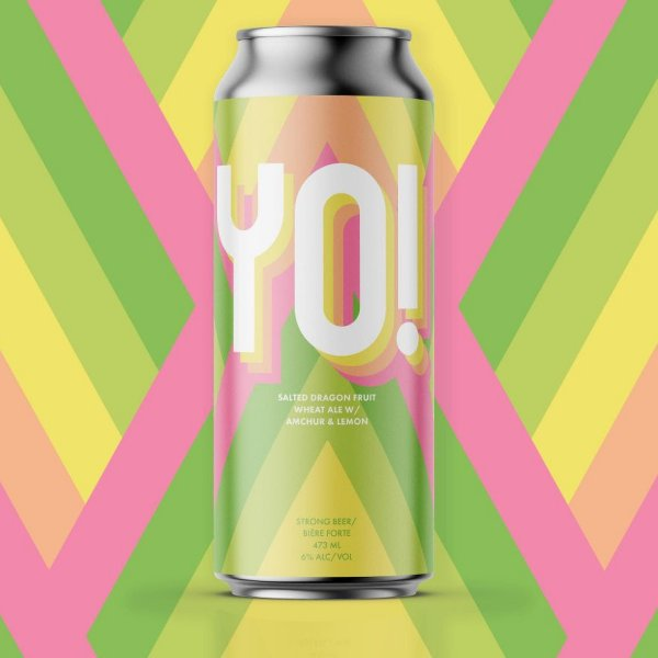 Cabin Brewing Releases Yo! Salted Dragon Fruit Wheat Ale