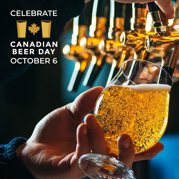 Beer Canada Announces Canadian Beer Day 2021