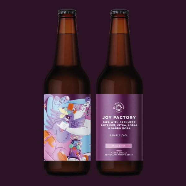 Collective Arts Brewing Releases Joy Factory DIPA