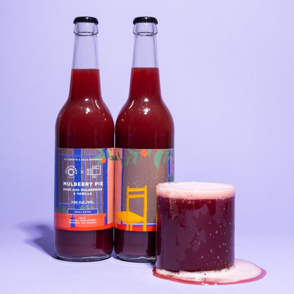 Collective Arts Brewing Releases Mulberry Pie Sour and Essential Elements IPA