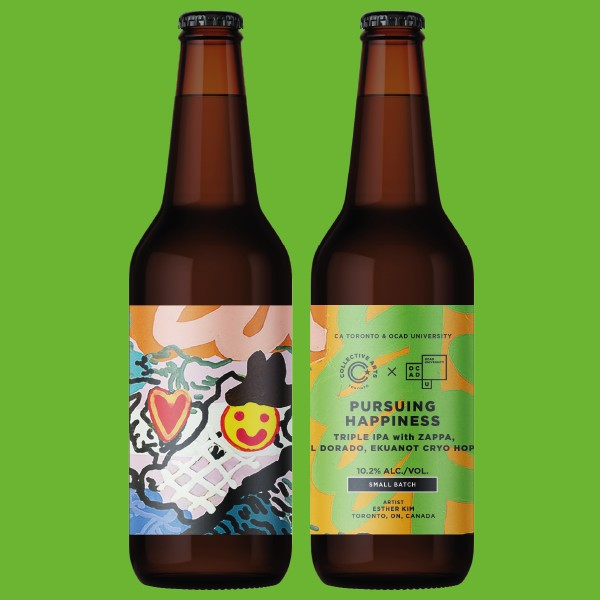 Collective Arts Brewing Releases Pursuing Happiness Triple IPA and Forest Creatures English Field Beer