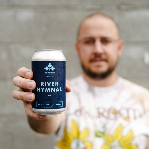 Dominion City Brewing Releases River Hymnal IPA