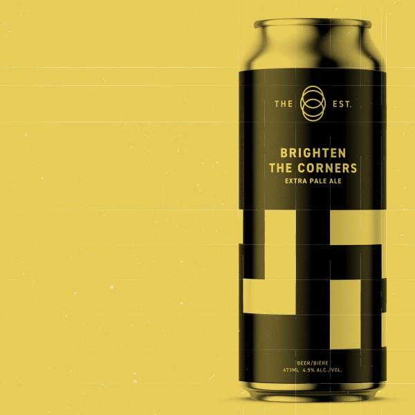 The Establishment Brewing Company Releases Brighten The Corners Extra Pale Ale