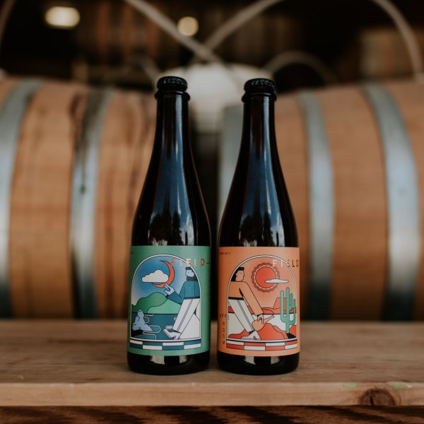 Field House Brewing BRRL ROOM Series Continues with Sabro Talus Wild IPA and Cascade Centennial Wild IPA