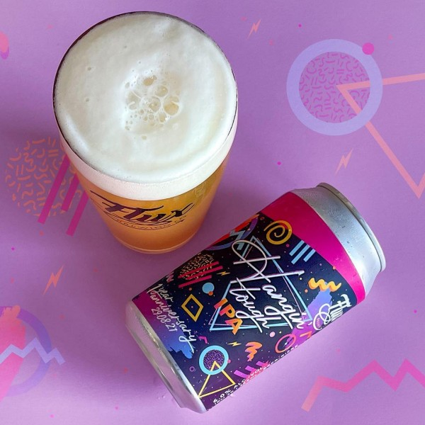 Flux Brewing Releases Hangin' Tough IPA for 1st Anniversary