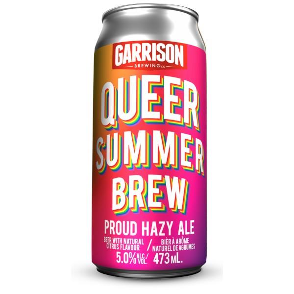 Garrison Brewing and Halifax Pride Release Queer Summer Brew