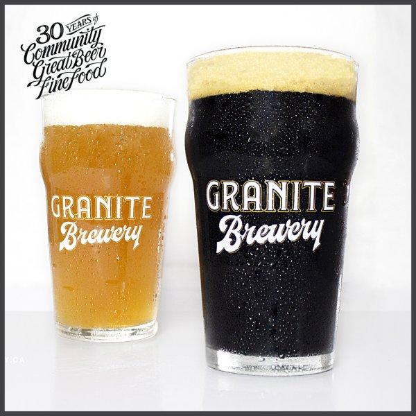Granite Brewery Celebrating 30th Anniversary This Weekend