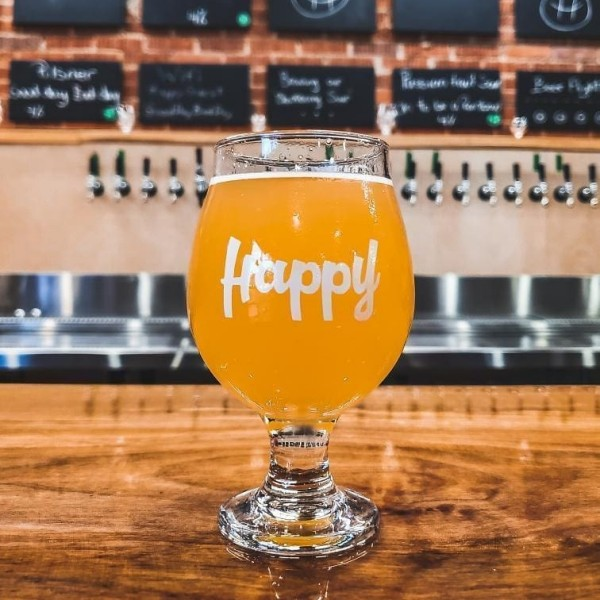 Happy Craft Brewing Now Open in Moncton