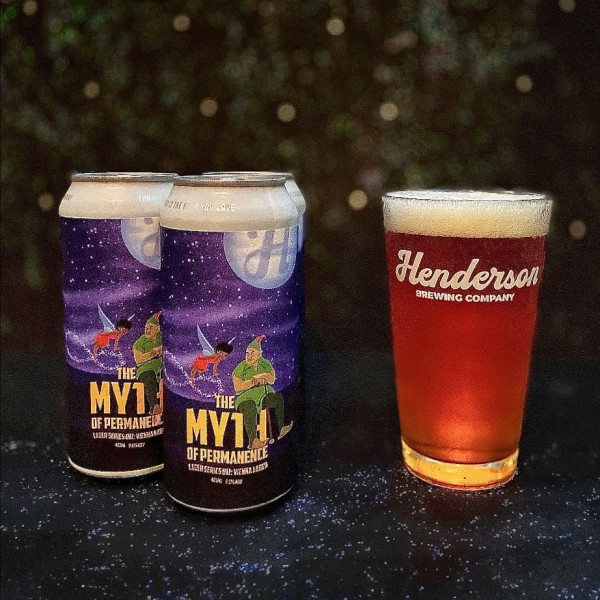 Henderson Brewing Myth of Permanence Lager Series Continues with Vienna Lager