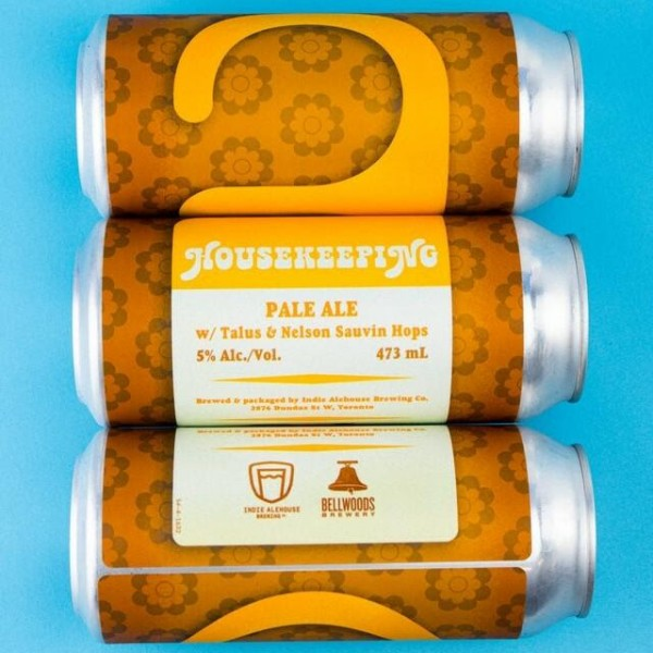 Indie Alehouse Releases Housekeeping Pale Ale and Balrog DIPA