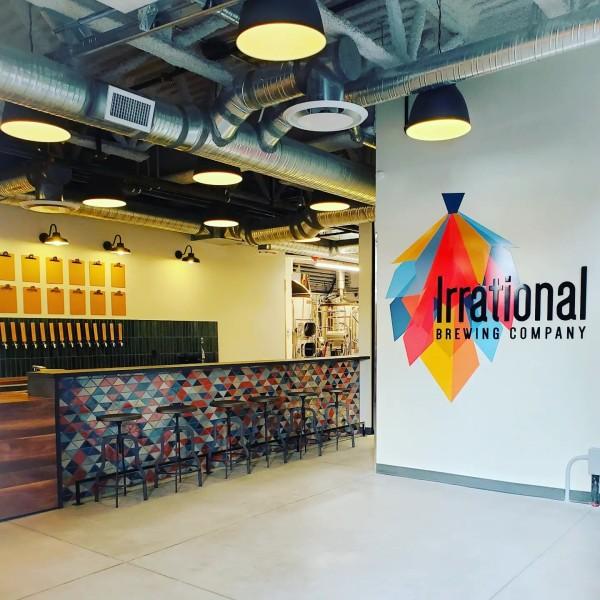 Irrational Brewing Opening This Week in Edmonton