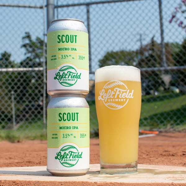 Left Field Brewery Releases Scout Micro IPA