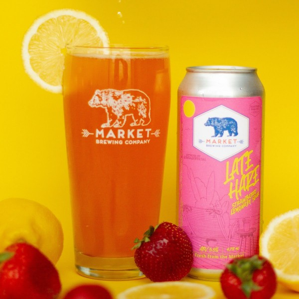 Market Brewing Releases Three New Beers for 4th Anniversary