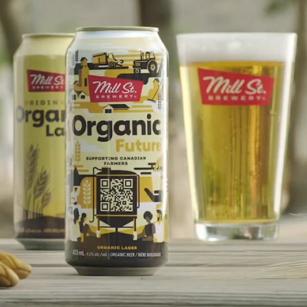 Mill Street Brewery Releases Organic Future Lager to Support Canadian Farmers