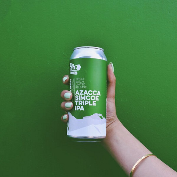 Old Yale Brewing Releases Simcoe Azacca Triple IPA