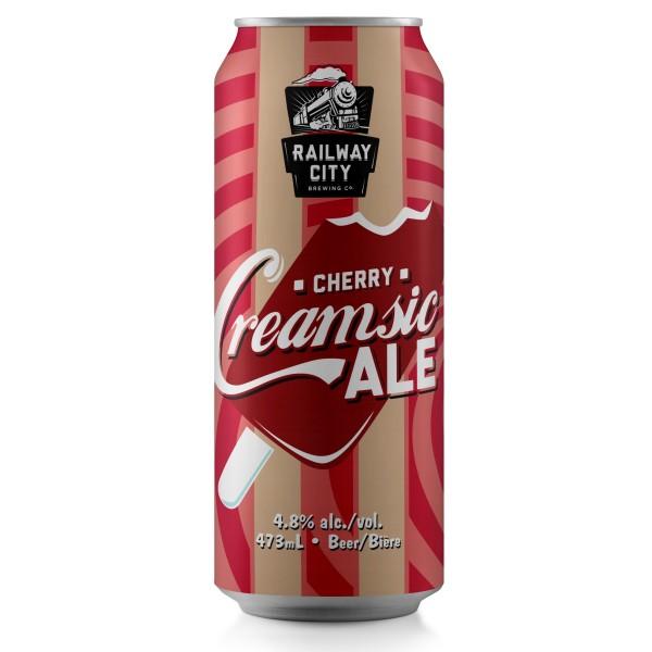 Railway City Brewing Releasing Cherry CreamsicAle
