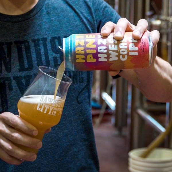 Sawdust City Brewing Brings Back Hazy Pine Hazy West Coast IPA
