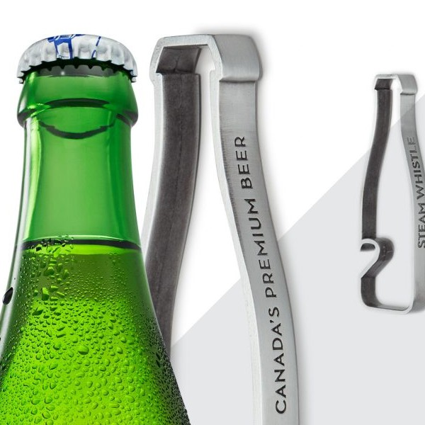 Steam Whistle Brewing Releases 2021 Edition of Retro Bottle Opener