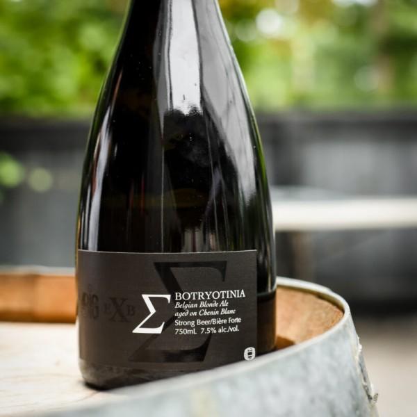 The Exchange Brewery and Big Head Wines Release Botryotinia Belgian Blonde Ale