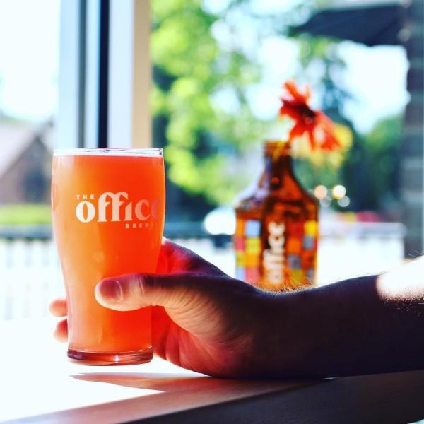 The Office Brewery Now Open in Kelowna