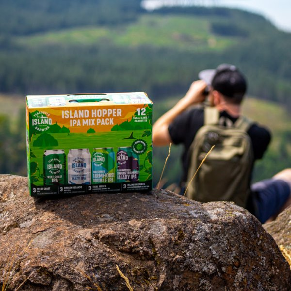 Vancouver Island Brewing Releases Island Hopper IPA Mix Pack