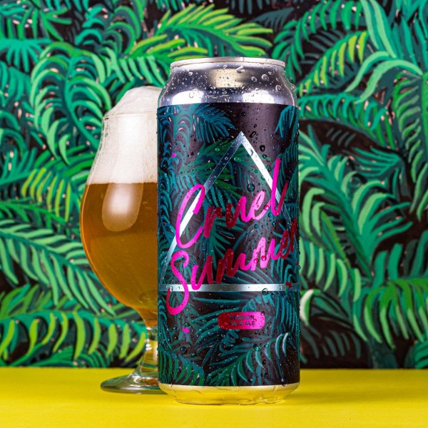 Wellington Brewery Releases Cruel Summer Session Pale Ale
