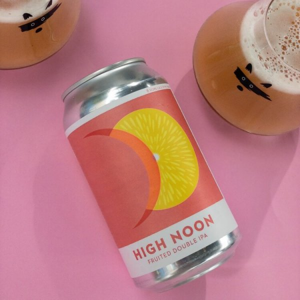 Bandit Brewery Releases High Noon Double IPA with Pomegranate & Guava
