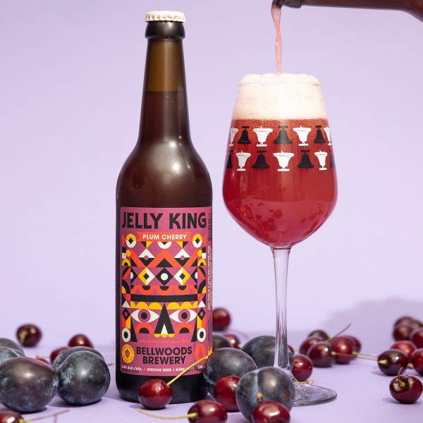 Bellwoods Brewery Plum Cherry Jelly King and Cat Lady IPA Now Available at LCBO
