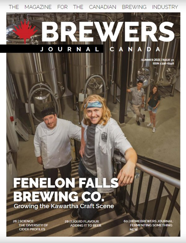 Brewers Journal Canada Summer 2021 Issue Now Available