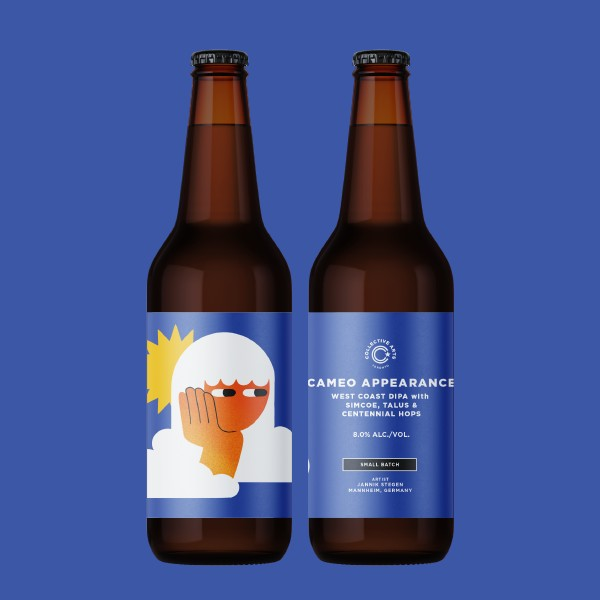 Collective Arts Brewing Releases Cameo Appearance West Coast DIPA