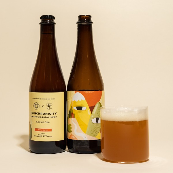 Collective Arts Brewing Releases Synchronicity Saison and Outer Edges Polish Potato Pilsner