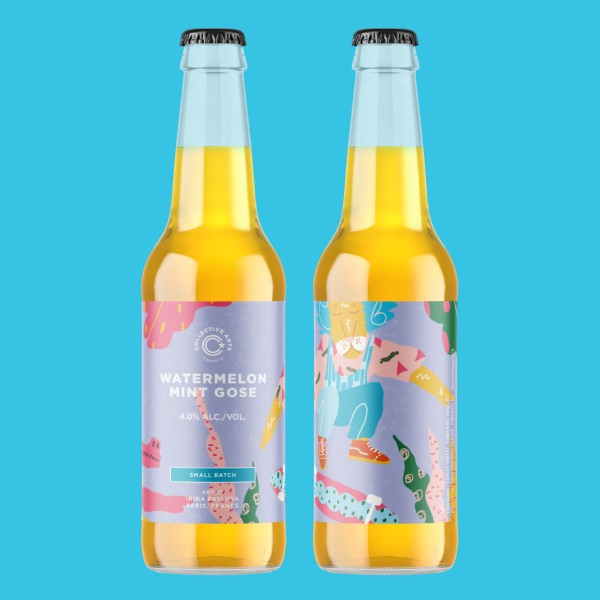 Collective Arts Brewing Releases Watermelon Mint Gose and Fringes Of The Cosmos NEIPA