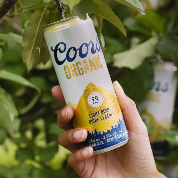"""Coors Organic """"Beer Picking Farm"""" Pop-Up Taking Place This Weekend in Sutton, Ontario"""