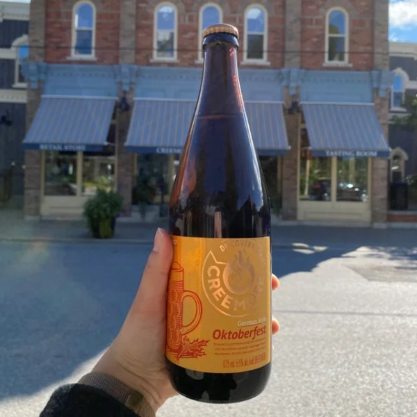 Creemore Springs Brewery Discovery Series Continues with Oktoberfest Lager