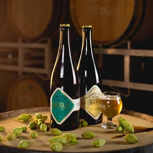 Dageraad Brewing Releases Entropy Series No. 20 & No. 21