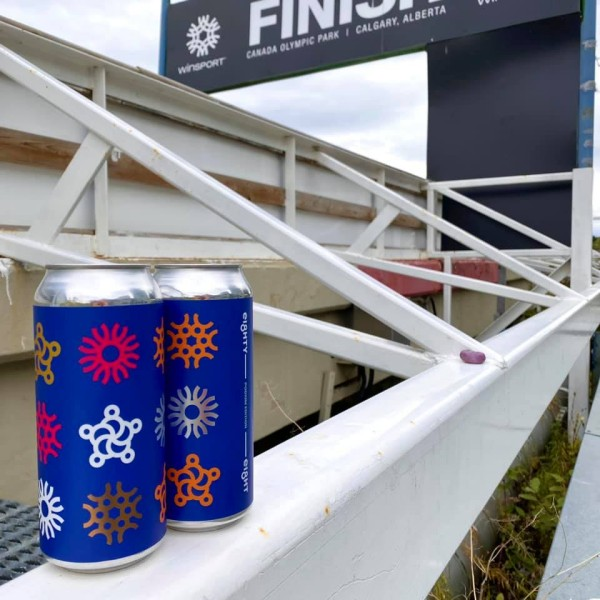 Eighty-Eight Brewing Releasing Hydration Station Pale Ale for Olympic Hopefuls