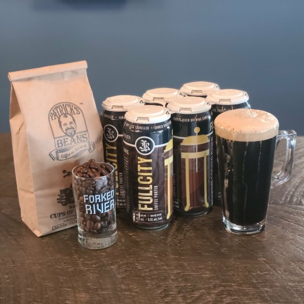 Forked River Brewing Brings Back Full City Coffee Porter