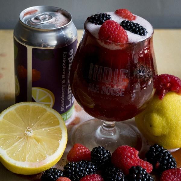 Indie Alehouse Releasing Blackberry Raspberry Lemonade Stand Sour Ale