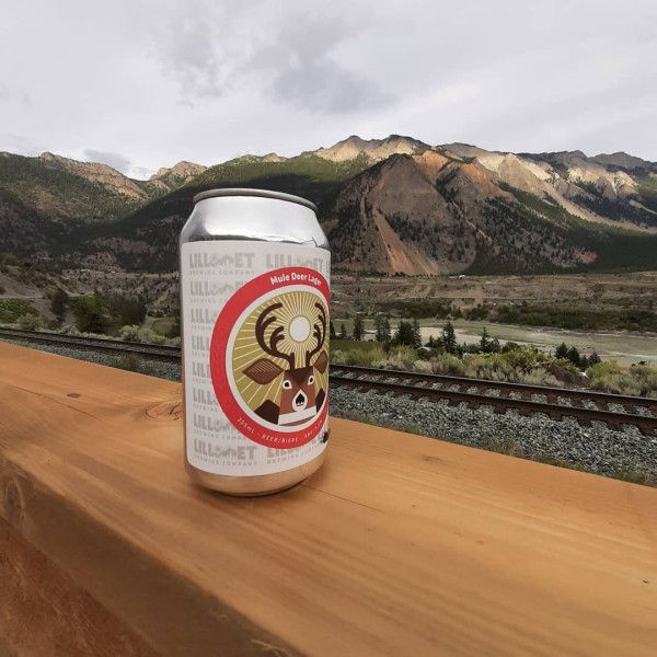 Lillooet Brewing Launches with Mule Deer Lager