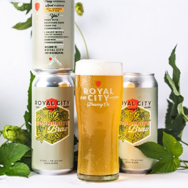 Royal City Brewing Releases 2021 Edition of Community Brew