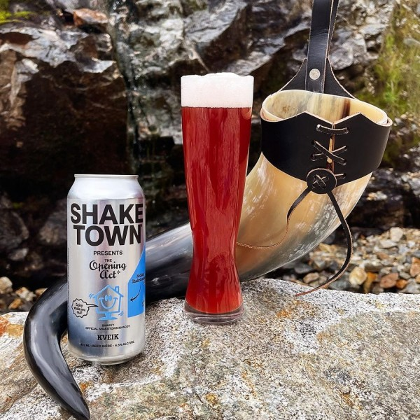 Shaketown Brewing Opening Act Series Concludes with Kveik