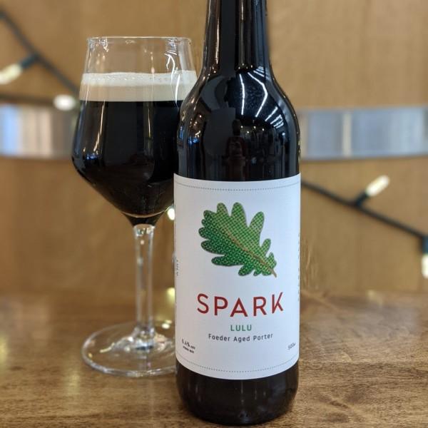 Spark Beer Releases Lulu Foeder-Aged Porter