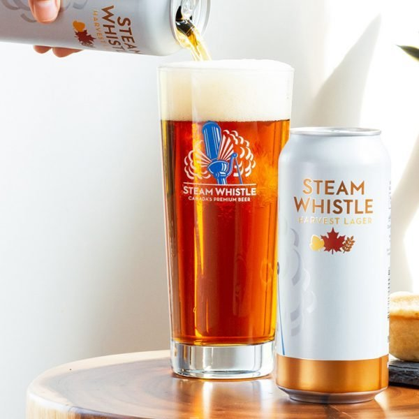 Steam Whistle Brewing Releases Harvest Lager