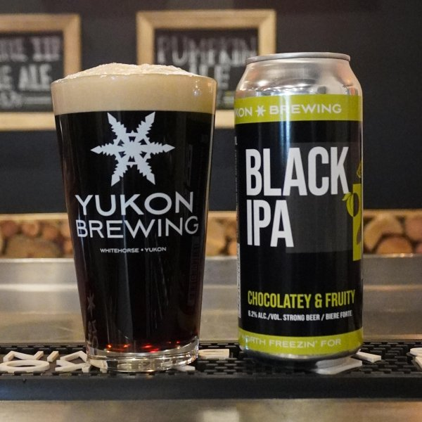 Yukon Brewing Releases Black IPA