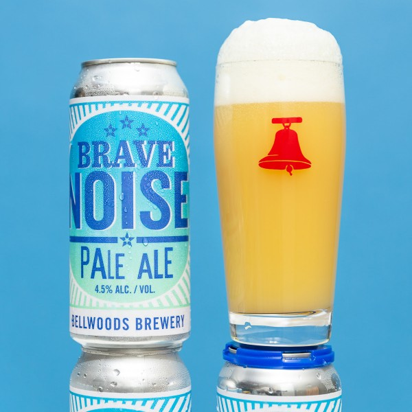 Bellwoods Brewery Releases Brave Noise Pale Ale