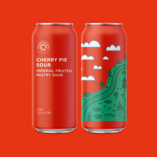 Collective Arts Brewery Brings Back Cherry Pie Sour