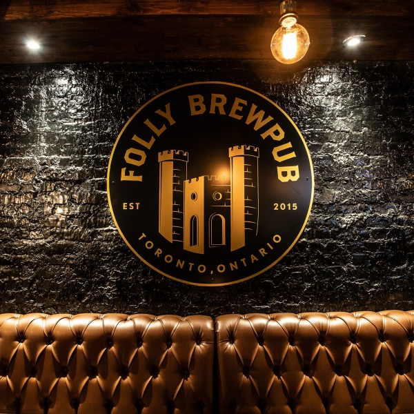 Folly Brewpub Holding Grand Reopening This Weekend in Toronto